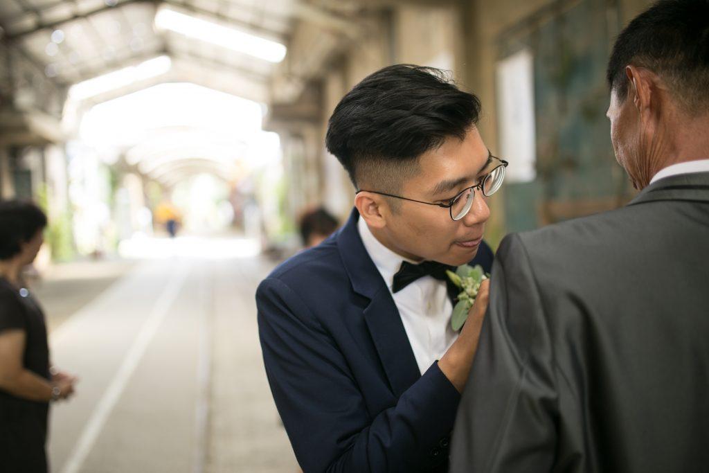 台中婚錄推薦張西米,十鼓仁糖文創園區,台南迎娶日18