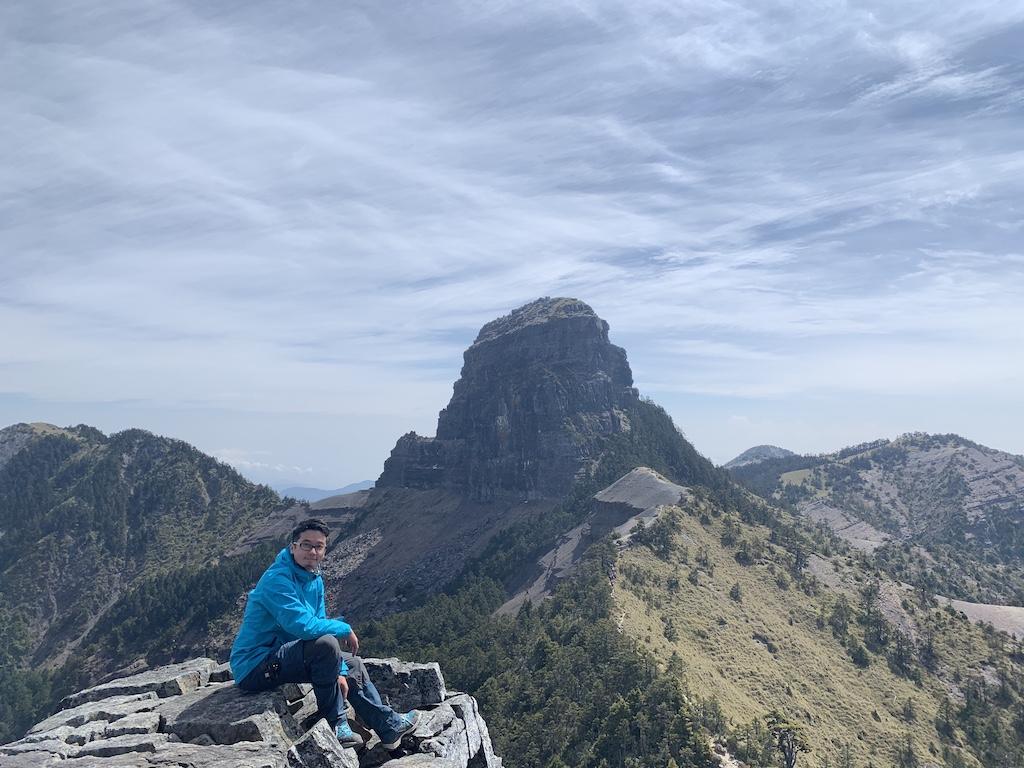 大霸尖山,又稱為五百元山,500元鈔票後面那座山