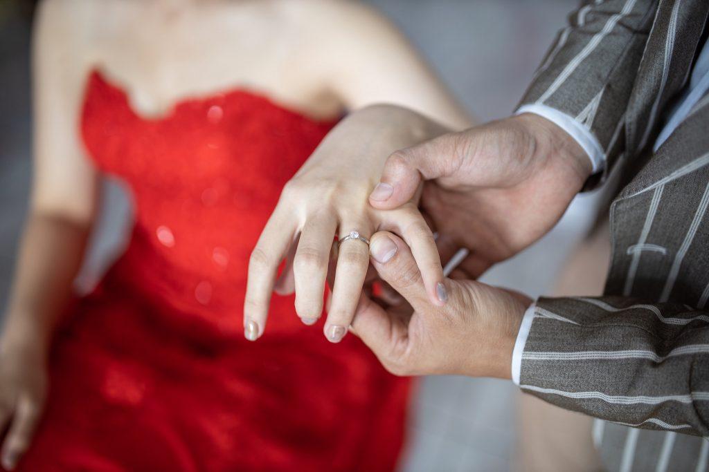 台中婚錄推薦張西米,埔里自宅文定儀式40