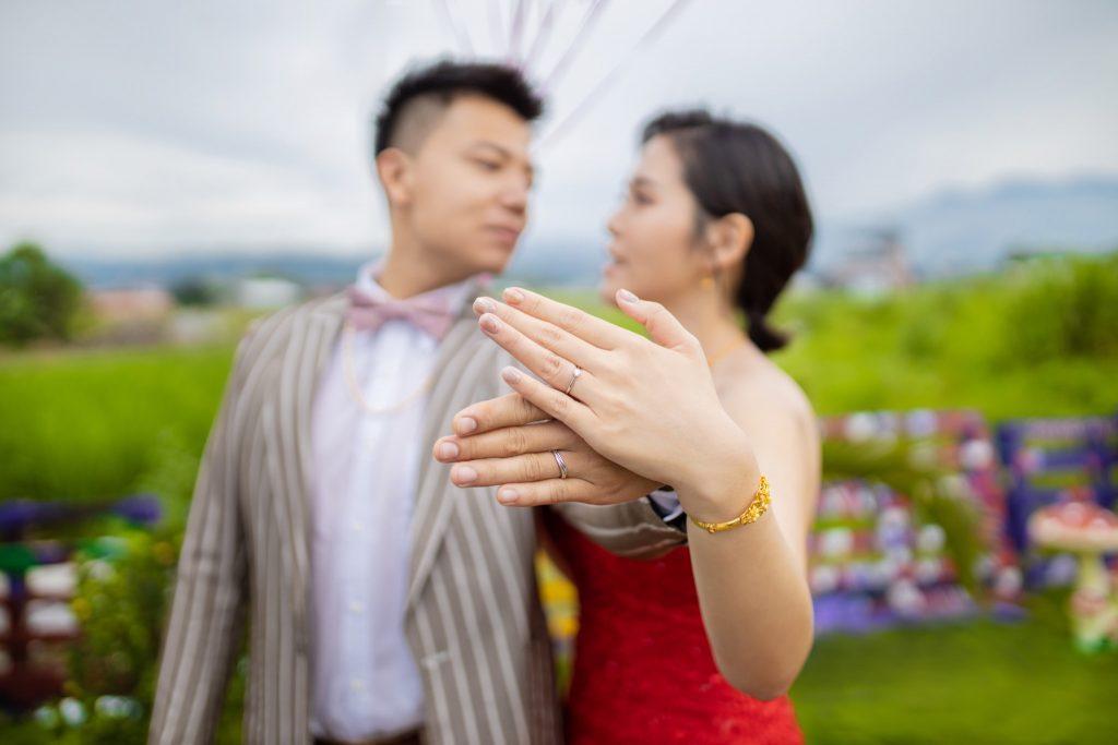 台中婚錄推薦張西米,埔里自宅文定儀式50