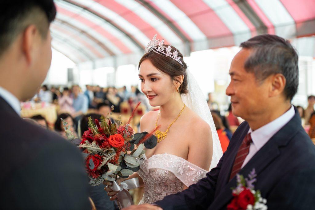 1024B婚禮流水席 095 台中婚錄推薦【CmiChang張西米】|彼查庫柏婚禮錄影團隊
