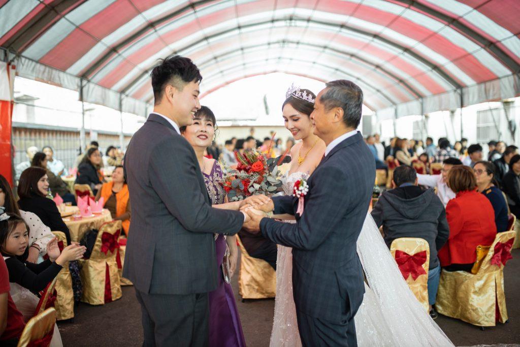 1024B婚禮流水席 099 台中婚錄推薦【CmiChang張西米】|彼查庫柏婚禮錄影團隊