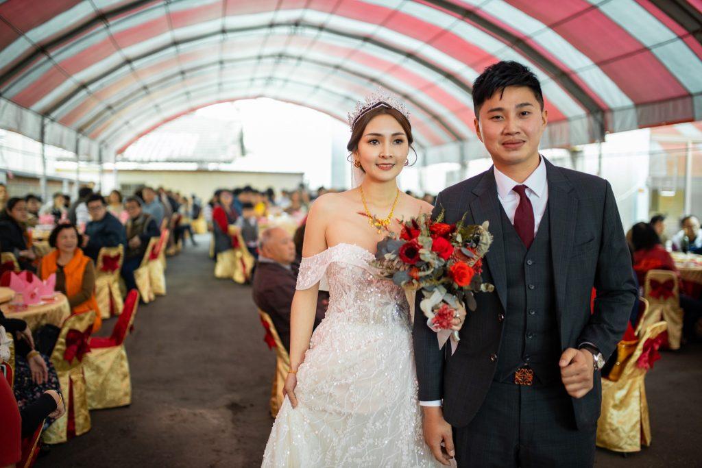 1024B婚禮流水席 100 台中婚錄推薦【CmiChang張西米】|彼查庫柏婚禮錄影團隊