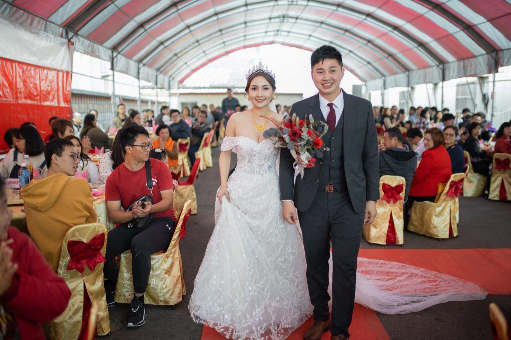 1024B婚禮流水席 101 台中婚錄推薦【CmiChang張西米】|彼查庫柏婚禮錄影團隊