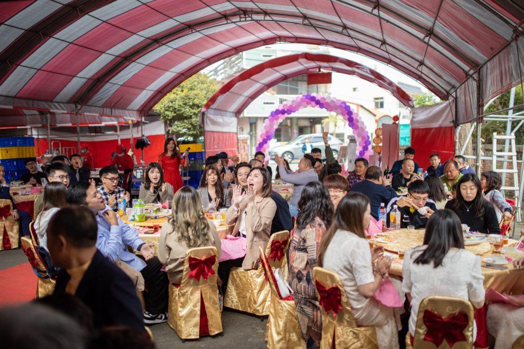 1024B婚禮流水席 105 台中婚錄推薦【CmiChang張西米】|彼查庫柏婚禮錄影團隊