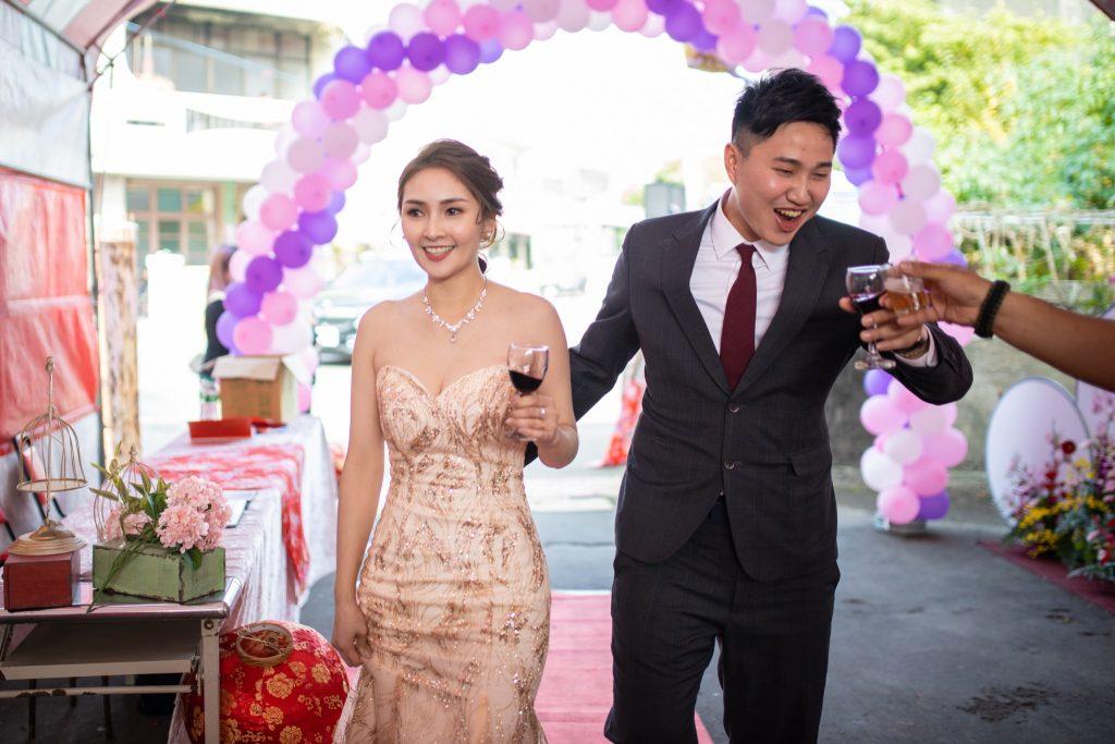 1024B婚禮流水席 118 台中婚錄推薦【CmiChang張西米】|彼查庫柏婚禮錄影團隊