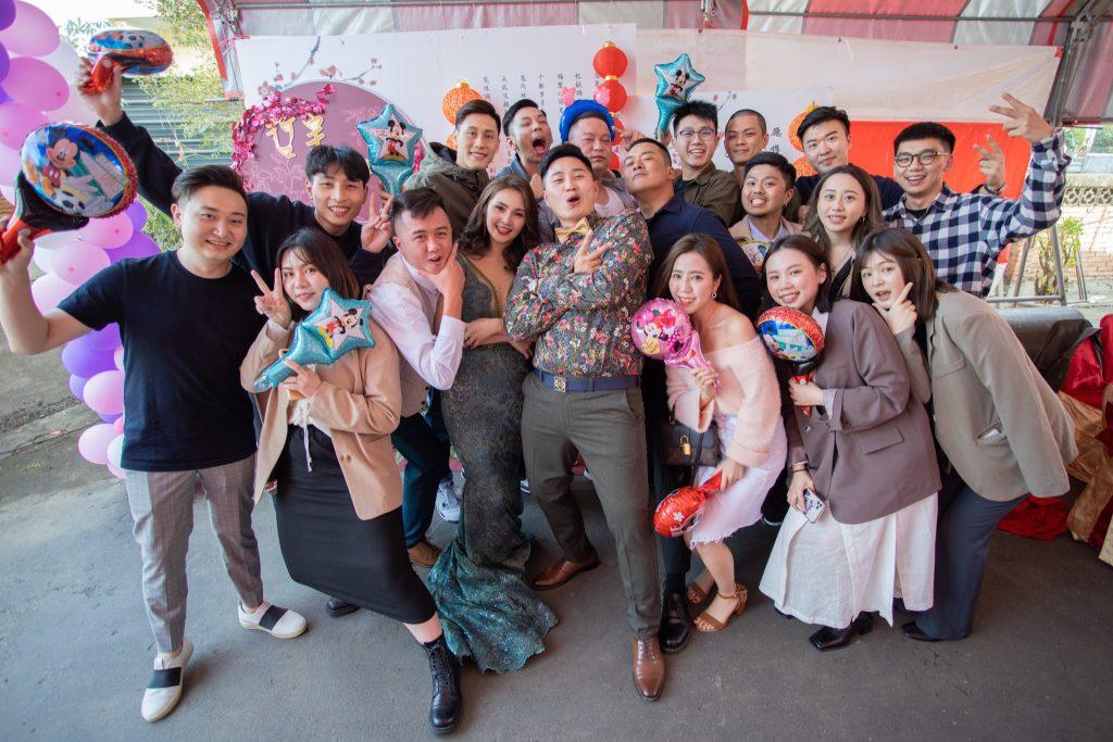 1024B婚禮流水席 148 台中婚錄推薦【CmiChang張西米】|彼查庫柏婚禮錄影團隊